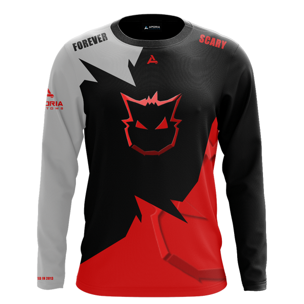 ScaRy Long Sleeve Jersey