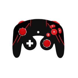 Shogunate Gaming Gamecube Controller