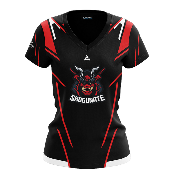 Shogunate Gaming Women's Short Sleeve Jersey