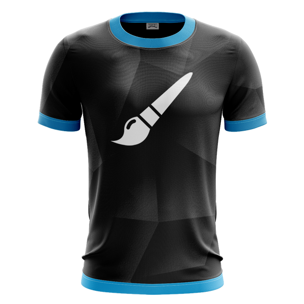 Sublimated Short Sleeve Jersey Design