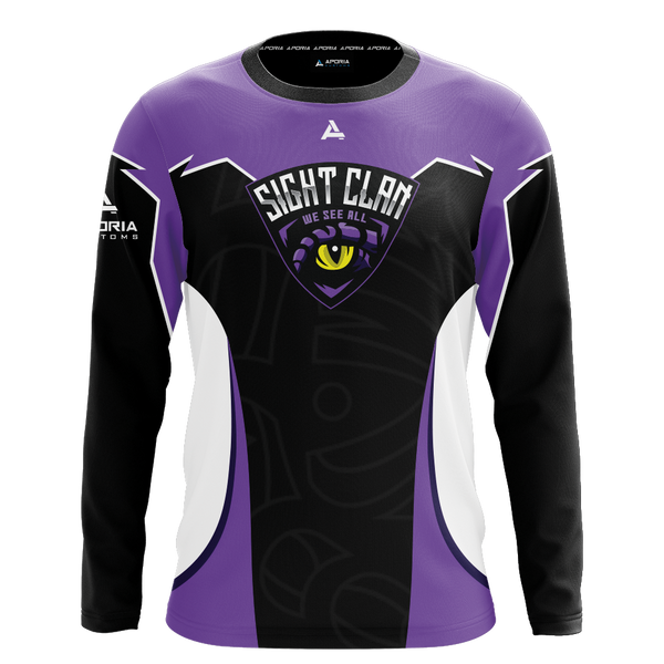 Sight Clan Long Sleeve Jersey