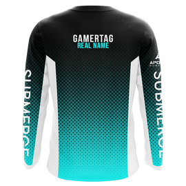 SuBmeRge Gaming Long Sleeve Jersey