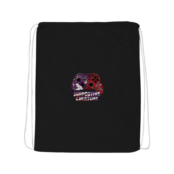 Supportive Creators Drawstring Bag