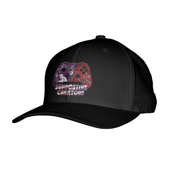 Supportive Creators Flexfit Hat