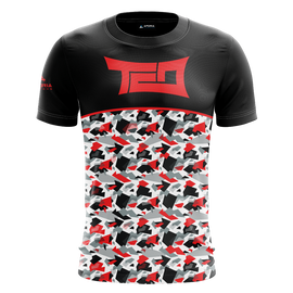 TEO Short Sleeve Jersey Red