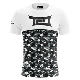 TEO Short Sleeve Jersey White