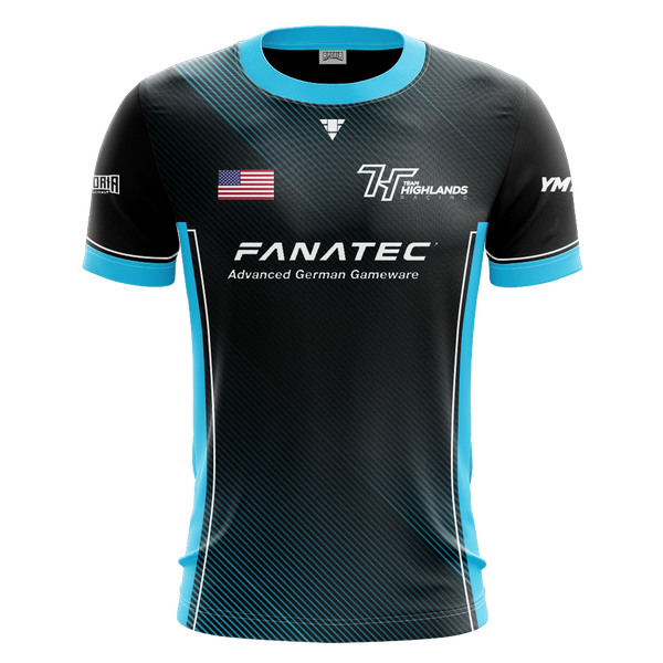Team Highlands Racing Short Sleeve Jersey