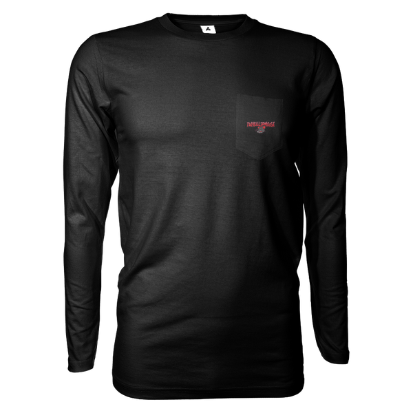 tinyK1LL3Rmouse Long Sleeve Shirt w/Pocket