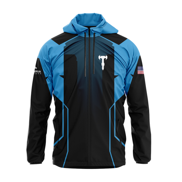 TMPO Sublimated Windbreaker w/Hood