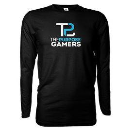 The Purpose Gamers Long Sleeve T-Shirt