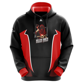 The Xiled Ones Sublimated Hoodie