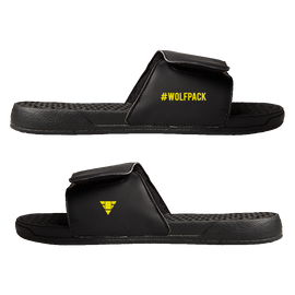 Team Lycan Male Slides - Black