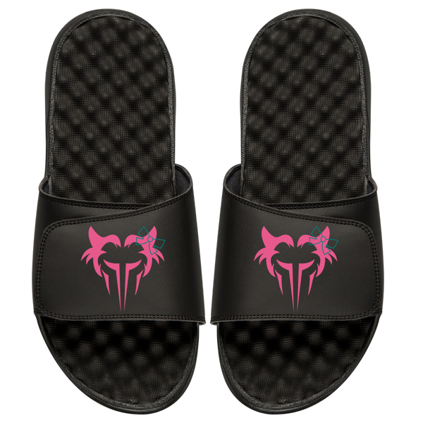Team Lycan Female Slides - Black