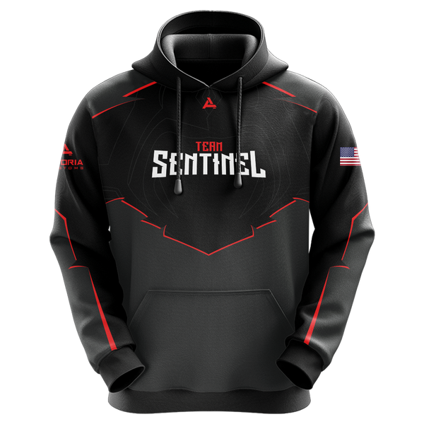 Team Sentinel Sublimated Hoodie