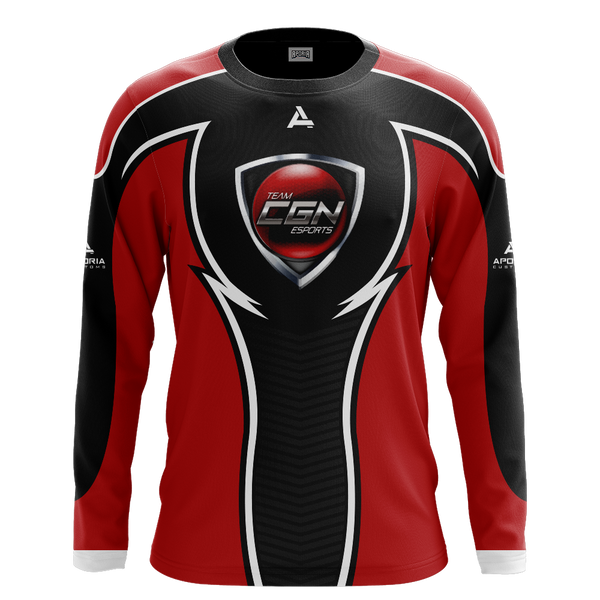 TeamCGN Long Sleeve Jersey