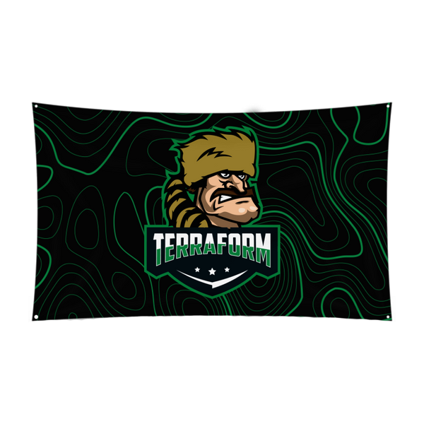 Terraform Gaming Flag