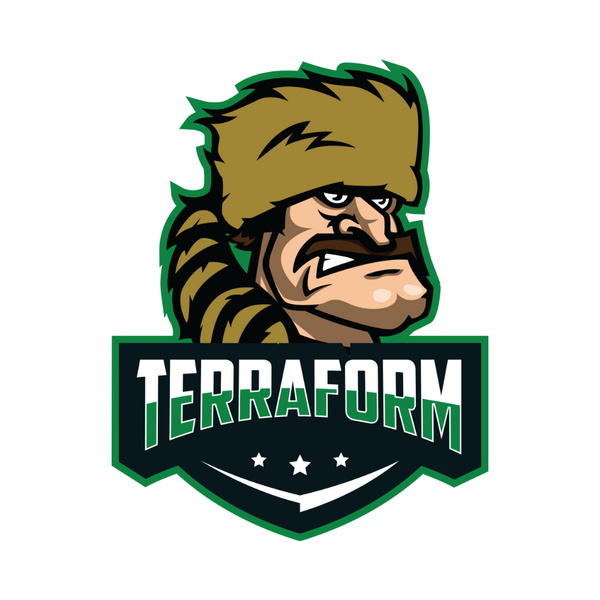 Terraform Gaming Sticker