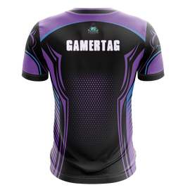 Terran Gamer Short Sleeve Jersey