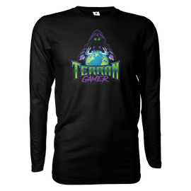 Terran Gamer Long Sleeve T-Shirt