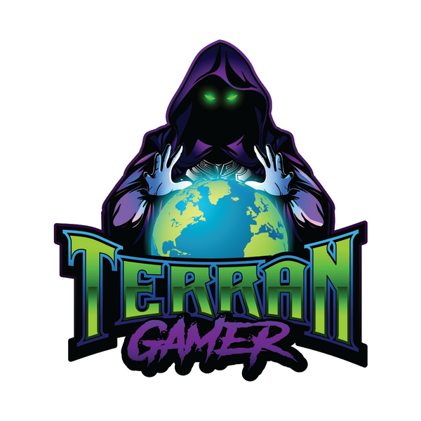 Terran Gamer Stickers