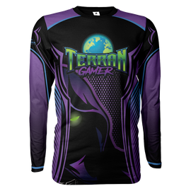 Terran Gamer Sublimated Long Sleeve T-Shirt