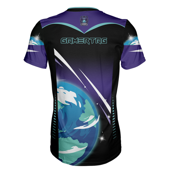Terran Gamer Sublimated T-Shirt V2