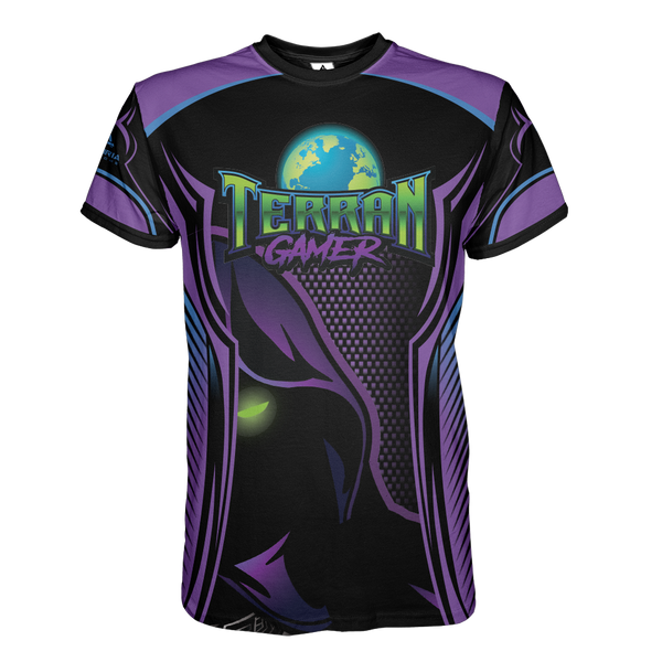 Terran Gamer Sublimated T-Shirt