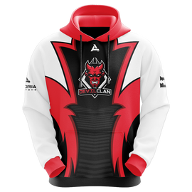 TheDevilClan Sublimated Hoodie