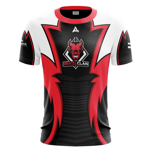 TheDevilClan Short Sleeve Jersey
