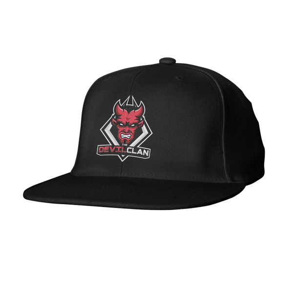 TheDevilClan Snapback Hat