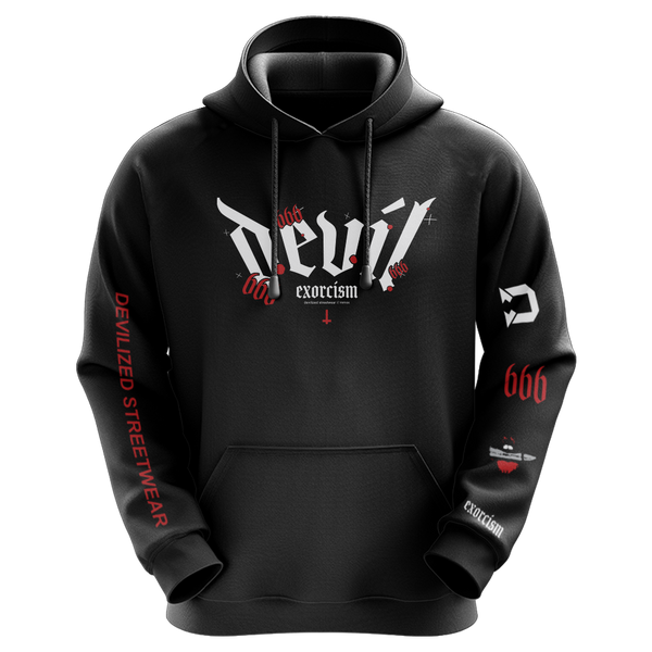 TheDevilClan Exorcism Sublimated Hoodie