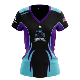The Mages Circle Women's Short Sleeve Jersey