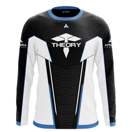 Theory Nation Long Sleeve Jersey