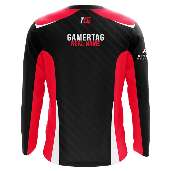 Trace Gaming Long Sleeve Jersey