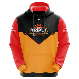 Triple Dawn Sublimated Hoodie
