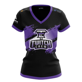 Twitch Crew Women's Short Sleeve Jersey