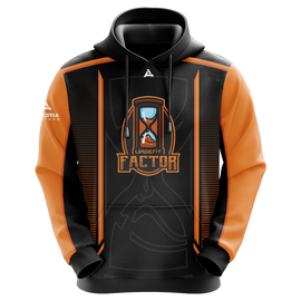 Urgent Factor Sublimated Hoodie