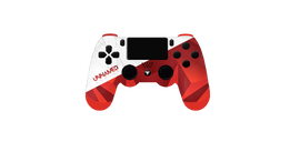 Unnamed Gaming PlayStation 4 Controller