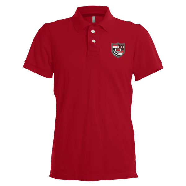 Unorthodox Polo Shirt - Red