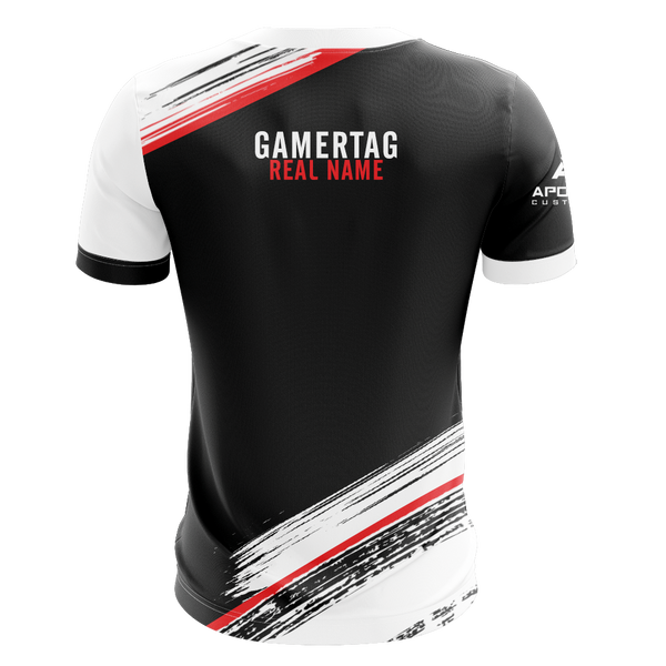 Unreal Nightmare Black Short Sleeve Jersey 2019