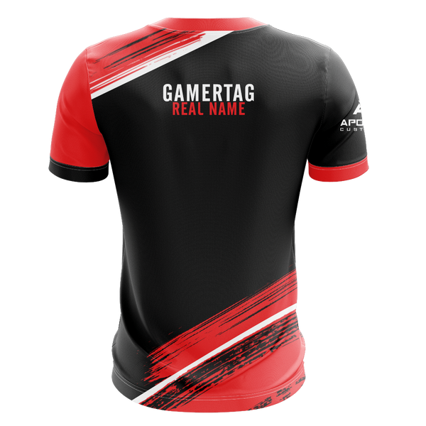 Unreal Nightmare Black Alternate Short Sleeve Jersey 2019
