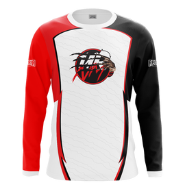 Unreal Nightmare Long Sleeve Jersey