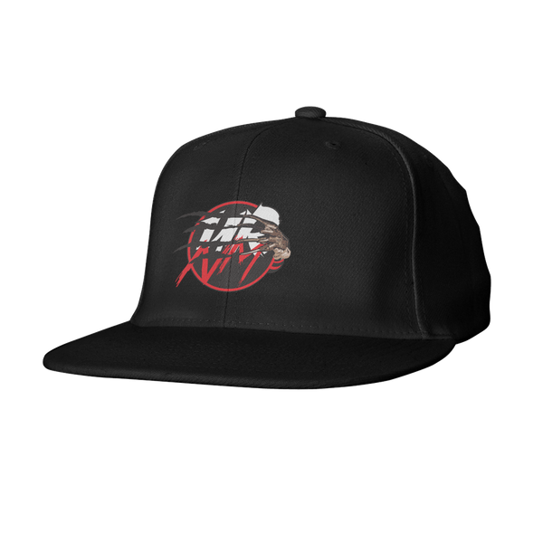 Unreal Nightmare Snapback Hat