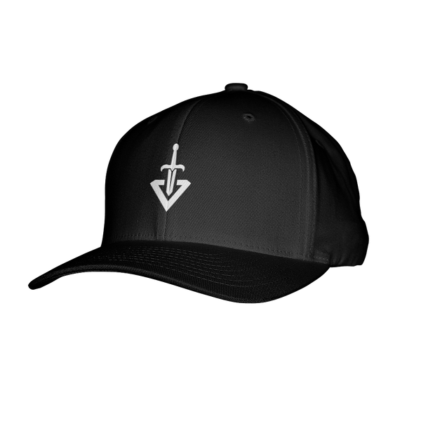 Virtuous Gaming Flexfit Hat - Black