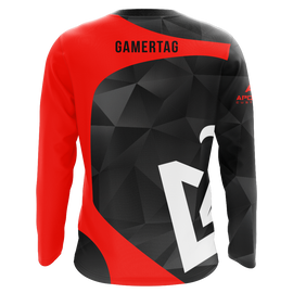 Virtuous Gaming Long Sleeve Jersey