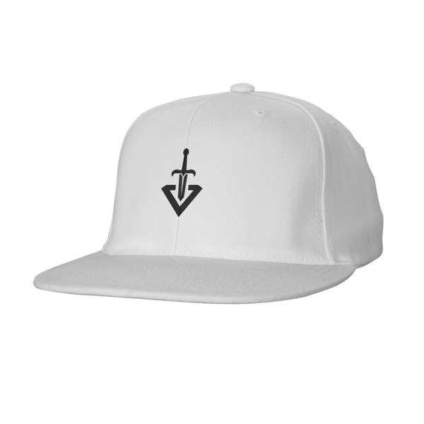 Virtuous Gaming Snapback - White