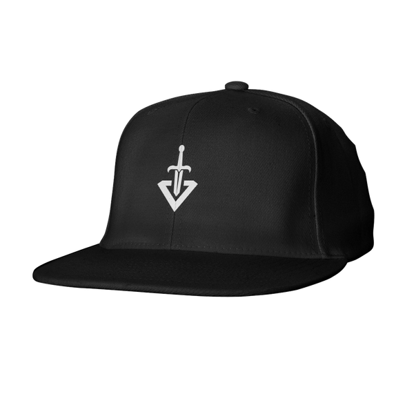 Virtuous Gaming Snapback - Black