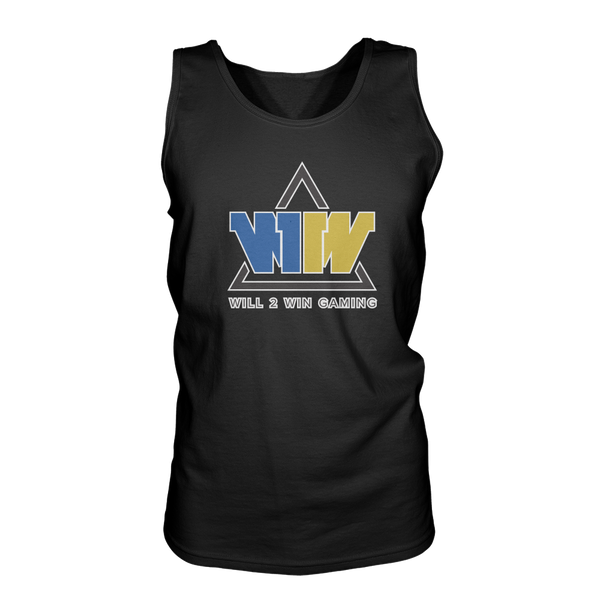 Will 2 Win Gaming Tank Top