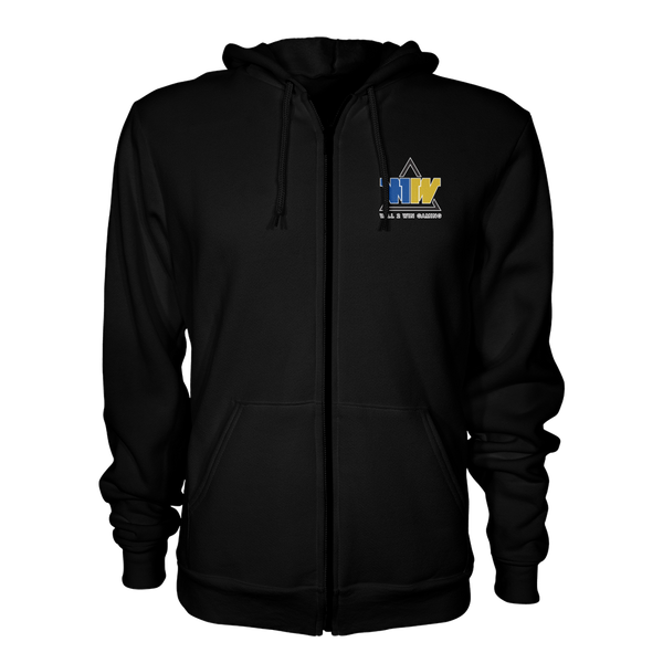 Will 2 Win Gaming Zip Up Hoodie