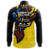 Witch Doctor Gaming Yellow Pro Jacket
